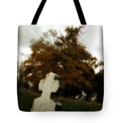 Old Crooked Cross Tote Bag