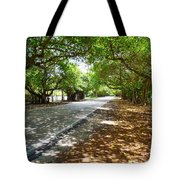 Old Cutler Tote Bag by Carey Chen