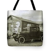 Old Desert Model A Tote Bag