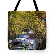 Old Dodge Tote Bag