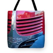 Old Dodge Truck Tote Bag