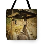 Old Draw Well Tote Bag