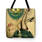 Old Dublin Whiskey Tote Bag
