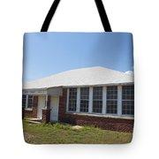 Old Duffau Schoolhouse Tote Bag by Jason O Watson