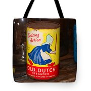 Old Dutch Tote Bag