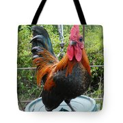 Old English Game Bantam Tote Bag
