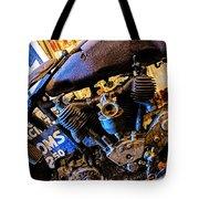Old Excelsior Tote Bag