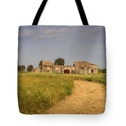 Old Farm - Barn Tote Bag