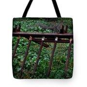 Old Farm Machinery - Series II Tote Bag