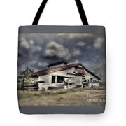Old Farm Tote Bag