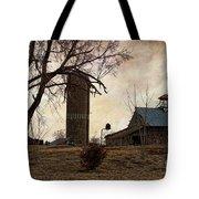 Old Farmstead  Tote Bag