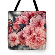 Old Fashion Azalea Tote Bag