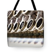 Old Fashioned Cash Register Tote Bag
