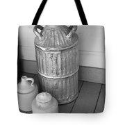 Old Fashion Milk Jug Tote Bag
