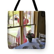Old Fashioned Bakeshop Tote Bag