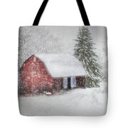 Old Fashioned Christmas Tote Bag