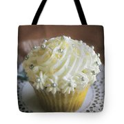 Old Fashioned Lemon Cupcake Tote Bag