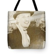 Old-fashioned Sports Tote Bag