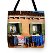 Old Fashioned Way Tote Bag