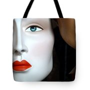 Old Flame Tote Bag