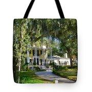 In Old Florida Tote Bag