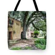 Old Florida Style II Tote Bag