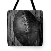 Old Football Tote Bag