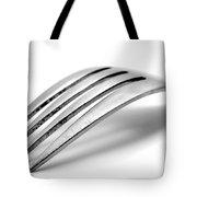 Old Fork Tote Bag