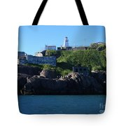 Old Fort Amherst By Barbara Griffin Tote Bag