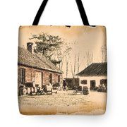 Old Fort Langley 1 Tote Bag