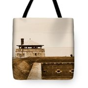Old Fort Niagara North Redoubt Tote Bag