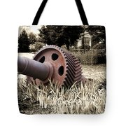 Old Foundry Gear Tote Bag