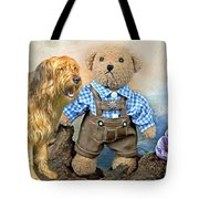 Old Friends On Tour Tote Bag