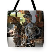 Old Geezer Tote Bag