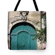 Old German Door  Tote Bag