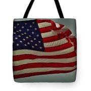 Old Glory American Flag 7 6/29 Tote Bag