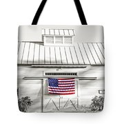 Old Glory Circa 1776 Tote Bag