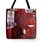 Old Glory Days Door Limited Edition Tote Bag
