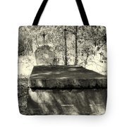Old Grave Tote Bag