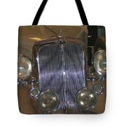 Old Grill Tote Bag