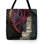 Old Grist Mill Vermont Tote Bag
