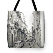 Old Habana Tote Bag