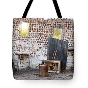 Old Home Interior Tote Bag