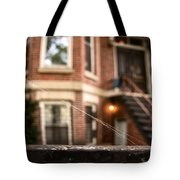 Old Homestead Tote Bag by Margie Hurwich