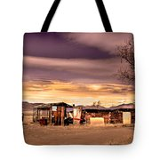 Old Homestead Tote Bag