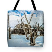 Old House 3 Tote Bag