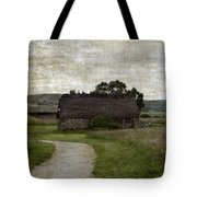 Old House In Culloden Battlefield Tote Bag