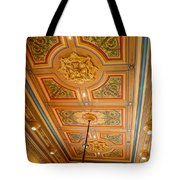 Old House Of Delegates Room Of The Maryland State House Tote Bag