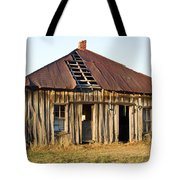 Old House Place Arkansas 3 Tote Bag