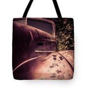 Old Hudson Car Tote Bag